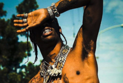 "Travis Scott Is Premiering ""Birds In the Trap Sing McKnight"" Right Now"