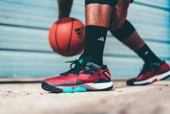 """Adidas Introduces A New """"Ghost Pepper"""" Crazylight 2016 James Harden PE"""