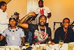 The Game & Meek Mill's Beef Now Involves Philly Cheesesteaks