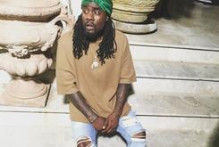 Woman Blows Smoke In Wale's Face During Argument