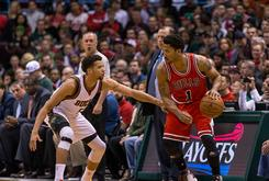 Michael Carter-Williams Decides Not To Wear Derrick Rose's #1 After Getting Shamed Online