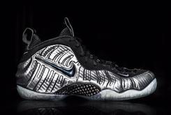 "Our Best Look At The New ""Silver Surfer"" Foamposite Pro"