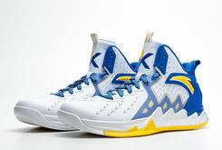 Anta Debuts Klay Thompson's Second Signature Sneaker, The KT2