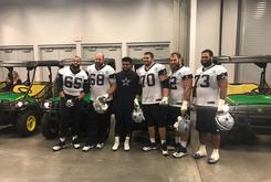 Ezekiel Elliott Gifts Each Of His Lineman Expensive John Deere Utility Vehicles