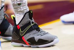 Nike LeBron 14 Revealed In Detail