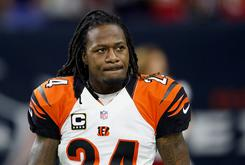 "Adam ""Pacman"" Jones Arrested, Reportedly Spit On Jail Nurse And Deputy"