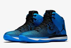 """Royal"" Air Jordan 31 To Release Alongside ""Royal"" Air Jordan 1"