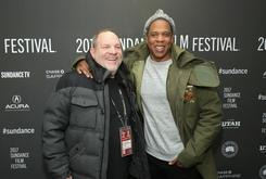 "Movie Producer Harvey Weinstein Co-Signs Jay-Z: ""He's One Of The Most Brilliant Men I Know"""