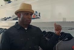 "Deion Sanders Goes ""Sneaker Shopping,"" Explains Why He'll Never Work With Nike Again"