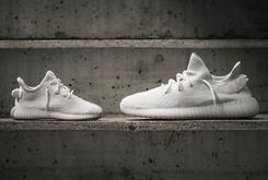 """Cream White"" Adidas Yeezy Boost 350 V2 Available For Reservation Today"