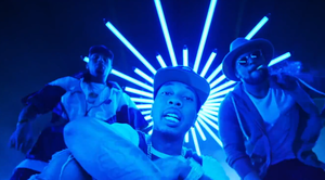"Chris Brown & Tyga Feat. ScHoolboy Q ""Bitches N Marijuana"" Video"