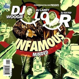 Infamous Minded (Free P) (Mixtape)