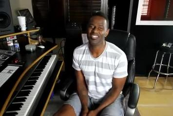"Brian McKnight ""Previews New Song For Adult Mixtape"" Video"