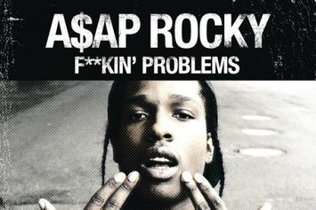 "A$AP Rocky's ""Fuckin Problems"" Goes Platinum"