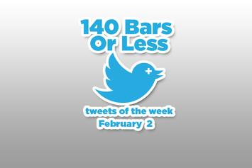140 Bars Or Less: Tweets Of The Week - February 02