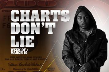 Charts Don't Lie: March 10th
