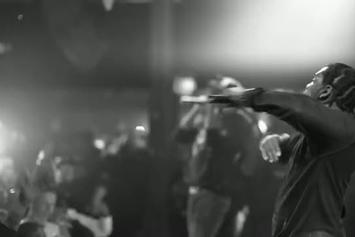"Pusha T """"Blocka"" & ""Millions"" Live In Ohio"" Video"