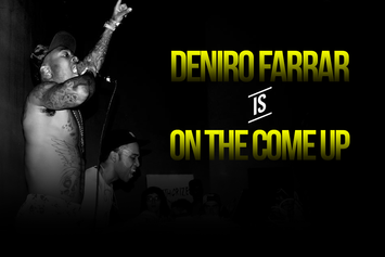 On The Come-Up: Deniro Farrar