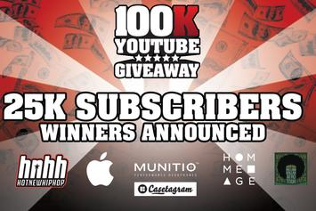 Contest Winners Announced for HNHH YouTube: 25,000 Subscribers Reached