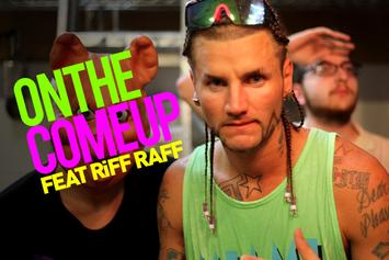 On The Come-Up: RiFF RAFF