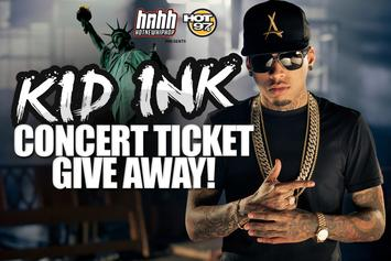 Win Free Tickets to See Kid Ink in NYC!