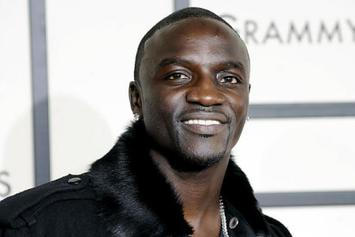 Akon Volunteers To Pay $5,000 A Month In Child Support