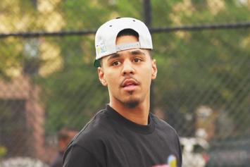 J. Cole Talks Being Part Of Dave Chappelle's Block Party & Competing With Kanye West
