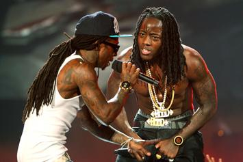 """Birdman Gives Ace Hood & Future Gold Plaques For """"Bugatti"""" & Lil Wayne's """"IANAHB2"""" Goes Gold"""