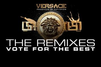 """Versace"" Remixes: Vote For Your Favorite"
