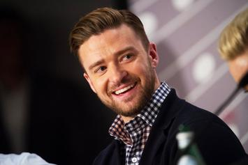 "Justin Timberlake Reveals Artwork For ""The 20/20 Experience (2 Of 2)"""