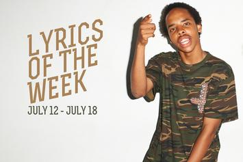 Lyrics Of The Week: July 12-18