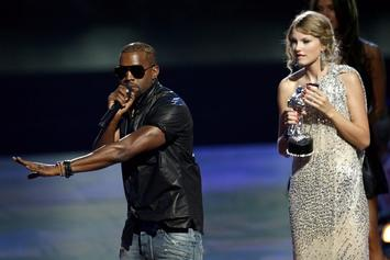 Audio Of Kanye West Ranting About Taylor Swift & MTV On The Night Of 2009 VMAs Surface