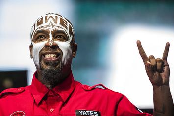 "Tech N9ne Talks On Inspiration For ""Fragile,"" Wearing Face Paint"