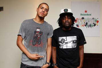 """J. Cole Announces """"What Dreams May Come Tour"""" With Wale [Update: More North American Tour Dates Added]"""