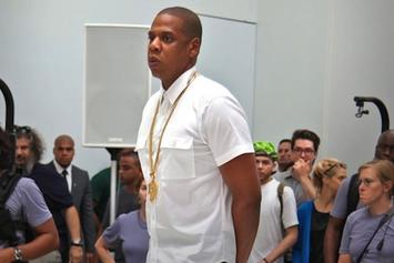 "Jay-Z ""Picasso Baby: A Performance Art Film"" Video"