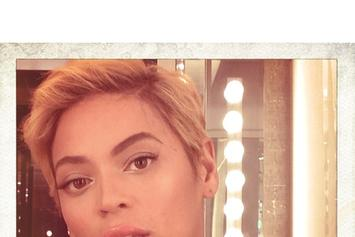 Beyonce Cuts Her Hair, Shows Off New Look
