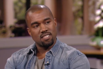"Kanye West ""Teaser For Kris Jenner Talk Show"" Video"