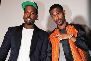 "Big Sean Says ""Fire"" Beat Was Intended For Kanye West [Update: ""Control"" Beat Was Made For Jay Z]"