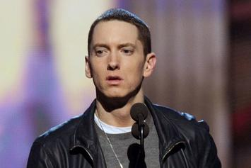 "Sales Projections For Eminem's ""Berzerk"" Are High"