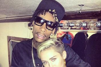 Wiz Khalifa Reveals Collaborations With Adele & Miley Cyrus