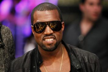 """Kanye West Disses Ray J While Performing """"Bound 2"""""""