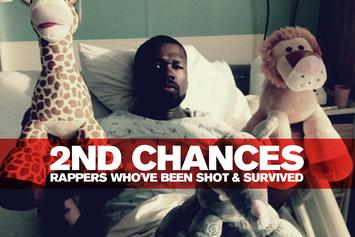Second Chances: Rappers Who've Been Shot & Survived