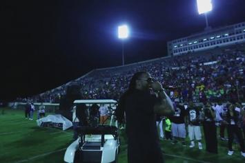 2 Chainz Performs At Battle Of The Bands In Mississippi