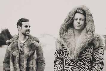 Macklemore & Ryan Lewis Lead AMA Nominations [Update: Kendrick Lamar, Macklemore & Ryan Lewis To Perform]
