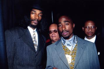 20 Vintage Photos Of Rap Legends Together