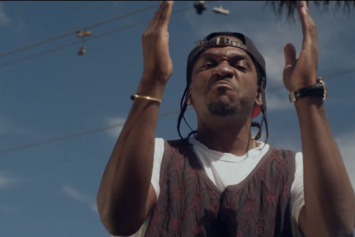 "Pusha T Feat. Rick Ross ""Hold On"" Video"