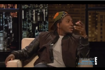 Pusha T On Chelsea Lately