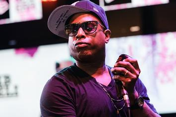 Talib Kweli Says New York Radio Doesn't Support NY Artists
