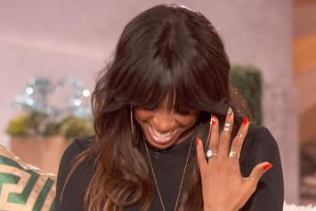Kelly Rowland Confirms She's Engaged