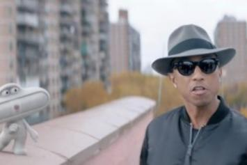 "Pharrell & Pusha T Star In ""Beats By Dre"" Commercial"